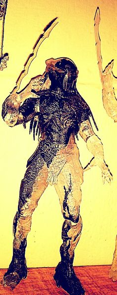 Predator Alien, Collection, Art, Art Background, Kunst, Performing Arts