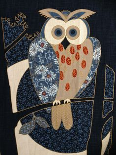 owl.jpg Japanese fabrics