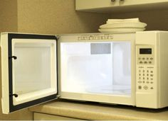 How to disinfect in your microwave