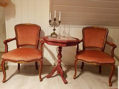 Decor, Furniture, Dining, Side Table, Rococo Chair, Table, Chair, Home Decor, Dining Chairs