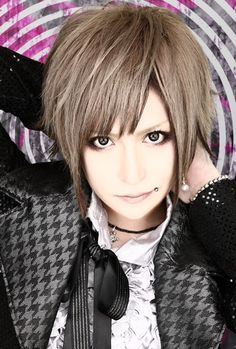 visual kei hairstyle - Buscar con Google