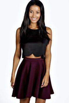 Jess Skater Skirt