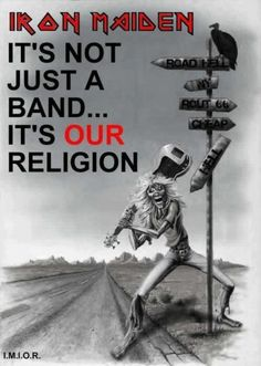 OUR RELIGION OF MUSIC!