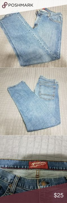Comfortable jeans Men's relaxed straight jeans Arizona Jean Company Jeans Straight