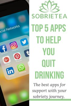 Discover the Top 5 Apps that will give you the support you need on your sobriety journey. Learn the best apps to download to help you quit drinking. Organic Lifestyle, Vegan Lifestyle, Wellness Tips, Health And Wellness, Good Apps To Download, Quit Drinking, Fitness Workout For Women, Organic Living, Sobriety