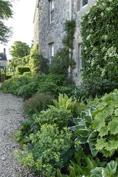 Garden Designer Justin Spink Vicarage in Windrush Valley