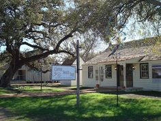 Copper Shade Tree ~ Round Top, Texas. This is a great gallery with the works of local Texas artists. I love shopping there! Ask for Gerald or Debbie. Tell them Leslie at The Bird Song Cottage sent you. :)  http://www.coppershadetree.com