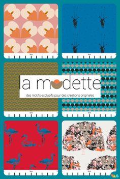 VAC (le vide-atelier des créatives)  :  La Modette