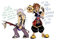 See more 'Kingdom Hearts' images on Know Your Meme! Kingdom Hearts 3, Best Games, Final Fantasy, Memes, Childhood, Anime, Fan Art, Comics, Videogames