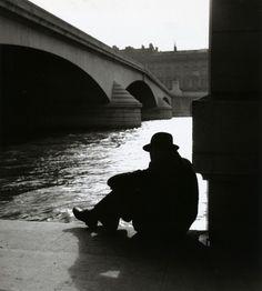 Édouard Boubat: Paris, France, 1962.