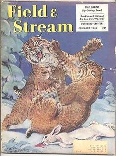 1 1953 Field Stream Magazine | eBay