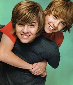 cole and dylan sprouse. ♥