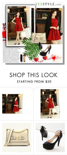 """""""Valentines' day - YesStyle 1"""" by melisa-j ❤ liked on Polyvore featuring Cobogarden, BeiBaoBao, JY Shoes, Chanel and productPageSectionTop"""