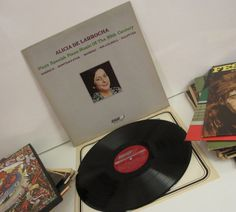 Alcia De Larrocha  Plays Spanish Piano Music by AjsRockinRecordCo, $7.95