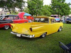 1957 ford ranchero | 1957 ford ranchero custom first year of the rancheros customized