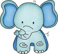 Resultado de imagen para elefante bebe png