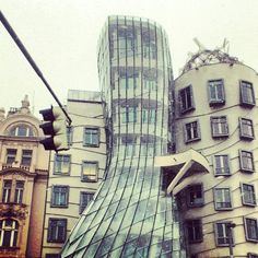 Cool building, I have to find out more about it!