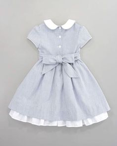 Baby Girl Party Outfit Kids New Ideas Girls Party Outfits, Baby Girl Party Dresses, Little Girl Outfits, Little Girl Dresses, Dress Outfits, Dress Party, Dress Clothes, Dresses For Kids, Vintage Girls Dresses