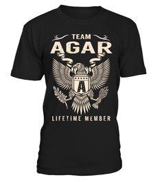 Team AGAR - Lifetime Member