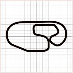 NC – Charlotte Motor Speedway 1 Sticker