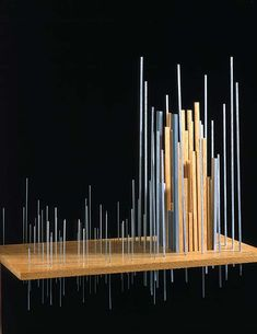 Models - The New York Times Building   , Renzo Piano