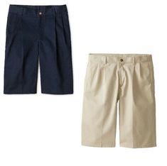 IZOD Boys Belted Short
