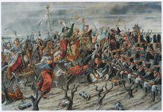 Mamelucchi vs Guardia Imperiale russa Rgt Semenovki, Austerlitz 1805