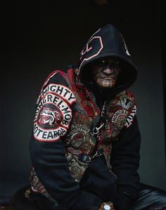 The Most Terrifying Gangs In The World (Photo Album) - Likes