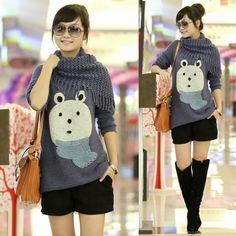 Teenage korean fashion