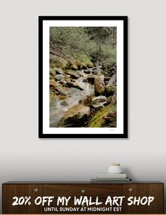 Discover «Mountain Rundown», Limited Edition Fine Art Print by Troy Stapek - From $29 - Curioos