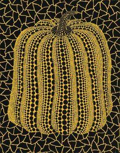 Pumpkin | Yayoi Kusama, Pumpkin (1991)