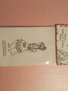 Whiff Of Joy Willow & Oakley, Rubber Cling Stamp