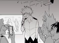 Resultado de imagen para kirishima eijirou manga
