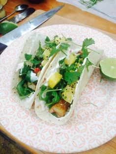 Mexican Pork Tacos with Pineapple Salsa #food #cooking  https://www.youtube.com/channel/UCzVd4IHMnuE1n1DD3luJEXw