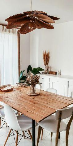 DIY : Mon abat jour en papier – Flavie Peartree Paper Lampshade, Lampshades, Bedroom Lampshade, Diy Furniture Videos, Home Furniture, Diy Interior, Diy Bedroom Decor, Diy Home Decor, Home And Deco