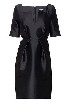 PAPER LONDON - Платье из плотного гладкого материала с добавлением шелка в Интернет-магазине NAME'S