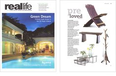 Real Life Magazine - Pre Loved, July 2010