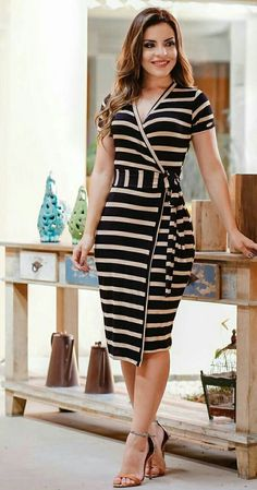 plus size outfits for work womens clothes Simple Dresses, Pretty Dresses, Sexy Dresses, Casual Dresses, African Fashion Dresses, African Dress, African Attire, Chic Outfits, Dress Outfits