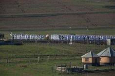 South Africa holds state funeral for Mandela - http://therealconservative.net/2013/12/15/breaking-news/south-africa-holds-state-funeral-for-mandela/