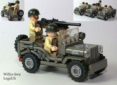 this lego army sow good! Lego Cars, Lego Truck, Lego Robot, Lego Mecha, Lego Ww2 Tanks, Lego Chevalier, Legos, Lego Soldiers, Lego Custom Minifigures