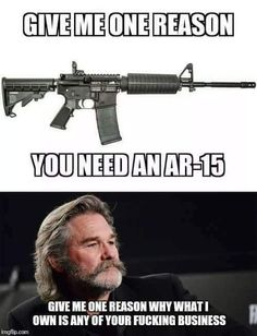 This is actually the worse argument against gun control I have seen. Pro Trump, Military Humor, No Kidding, Ares, Conservative Politics, Thats The Way, Truth Hurts, 2nd Amendment, Twisted Humor
