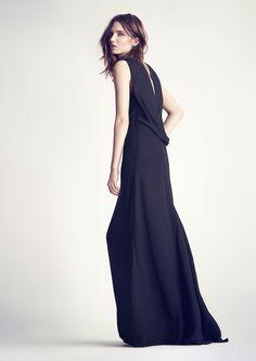 Twist & Tango Fall/Winter 2015 / Star Dress / Photographer Nils Odier / Stylist Pamela Bellafesta / Hair & Make Up Sofia Ringberger / Agency Agent Bauer / Model Dalia Gunther - Elite Models