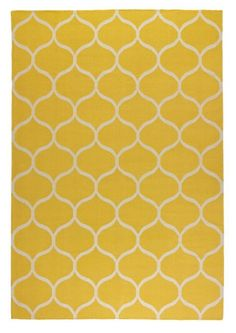 I've been looking for a yellow rug and this might be it! Yellow rug from forthcoming IKEA Stockholm collection. Ikea Design, Home Design, Interior Design, Interior Ideas, Ikea Stockholm Rug, Deco Nature, Mellow Yellow, New Room, Decoration