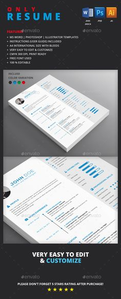 Landscape Resume Landscaping, Modern resume and Stationery design - landscape resume