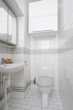 туалет белая плитка - Поиск в Google