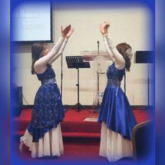 Danza Cristiana - Templo Emanuel - devora Ruano
