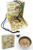 Compass Toy : Junior Navigator : Explorer TinToy : Classic Science Toy