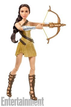 Wonder Woman Toys: Exclusive First Look at Mattel's Toy Lineup