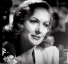 popculturesense:  (via GIPHY)  Throwback Thursday, Classic Hollywood Tragedies Carole Lombard (1908-1942), died age 33