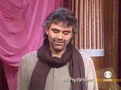 Andrea Bocelli - O Surdato 'Nnammurato